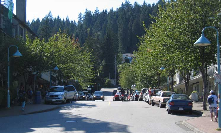 Deep Cove Village - North Vancouver