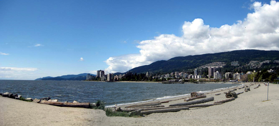 Ambleside Beach - West Vancouver