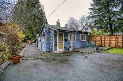 Lynn Valley House/Single Family for sale:  2 bedroom 819 sq.ft. (Listed 2020-12-08)
