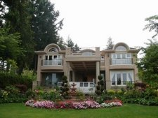 Point Grey House:  9 bedroom
