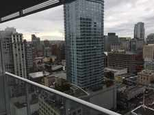Downtown VW Condo for sale:  1 bedroom 492 sq.ft. (Listed 2018-09-13)