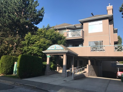 Tsawwassen Central Condo for sale:  2 bedroom 1,172 sq.ft. (Listed 2019-03-22)