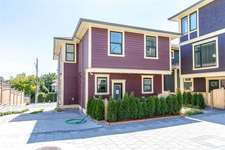 Maillardville Townhouse for sale:  4 bedroom 1,619 sq.ft. (Listed 2019-10-15)