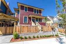 Maillardville Townhouse for sale:  4 bedroom 1,633 sq.ft. (Listed 2019-10-15)