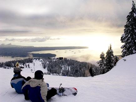 Vancouver Snowboard