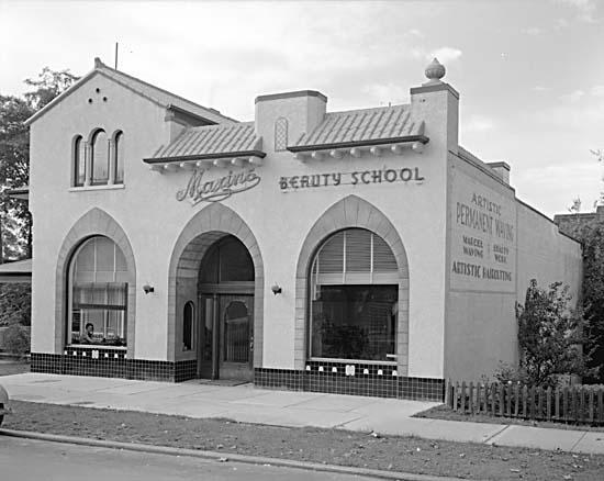 Maxines Beauty School