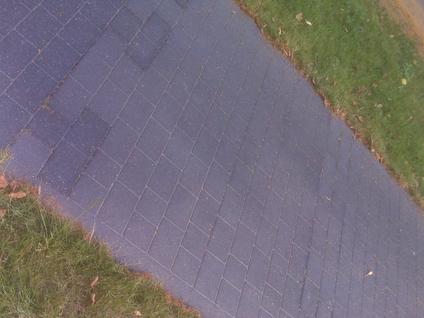 Rubber Sidewalk 4