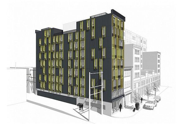 The Flats Rendering 2