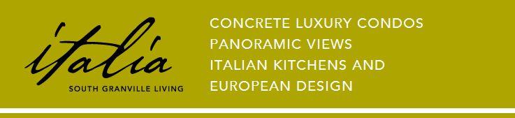 Italia Condo Banner