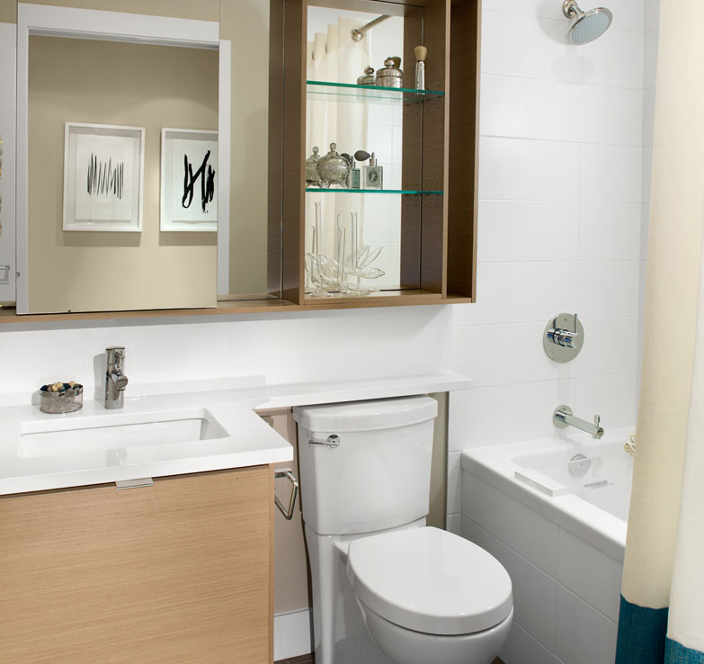 The Westerly Bathroom