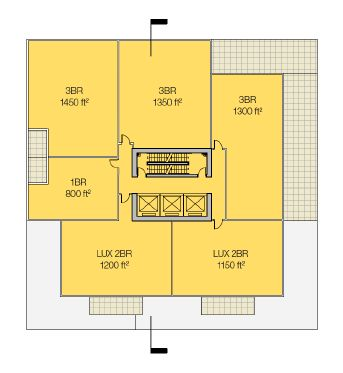 Oakridge Earthwork Floorplan