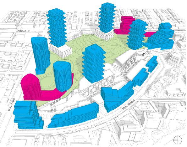 Oakridge Redevelopment Nonmarket Housing
