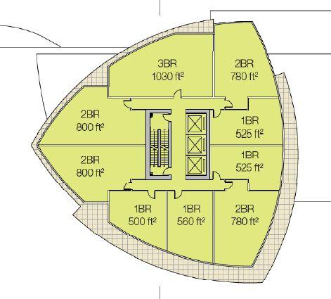 Oakridge Point Floorplan