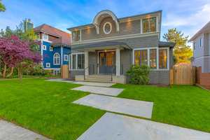 Kitsilano House for sale:  5 bedroom 3,796 sq.ft. (Listed 2019-05-02)
