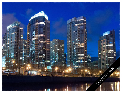Downtown Vancouver Real Estate For Sale All Active Listings