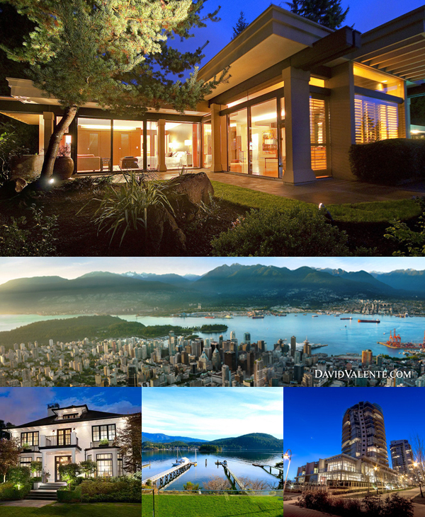 Luxury Waterfront Homes: Royal LePage Sussex, Vancouver, North