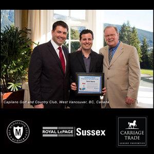 Award Winning Realtor Vancouver - David Valente Royal LePage Sussex