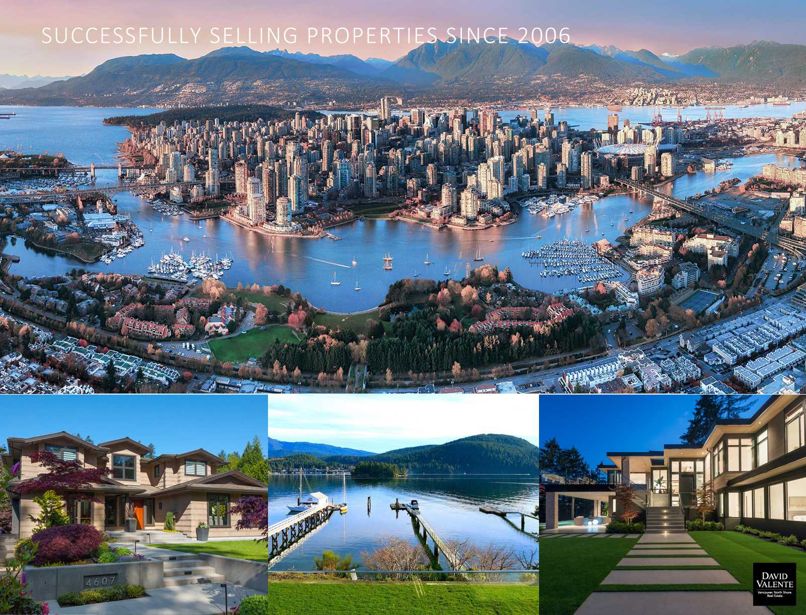 David Valente - Vancouver, North Shore, Real Estate, North