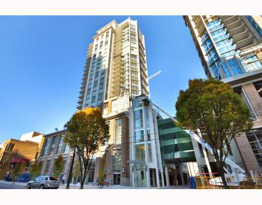 Downtown Condo for sale: VITA 2 bedroom 1,065 sq.ft., 2005 565 Smithe Street