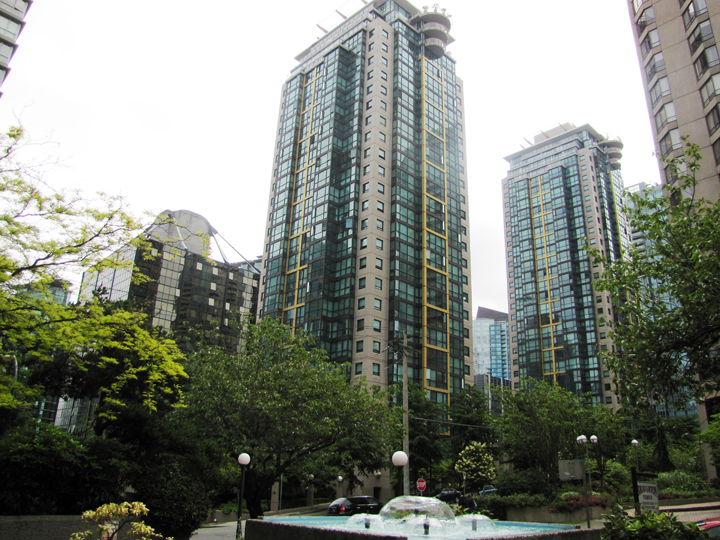 701-1367 ALBERNI ST, West End VW Condo for sale: The Lions 2 bedroom 742 sq.ft., David Valente Prudential Sussex Realty