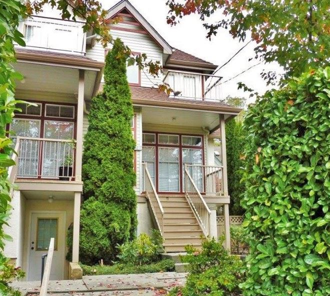 1311 Brunette Ave, Coquitlam, BC, Maillardville Townhouse for sale: 3 bedroom 2,108 sq.ft., David Valente Royal LePage Sussex