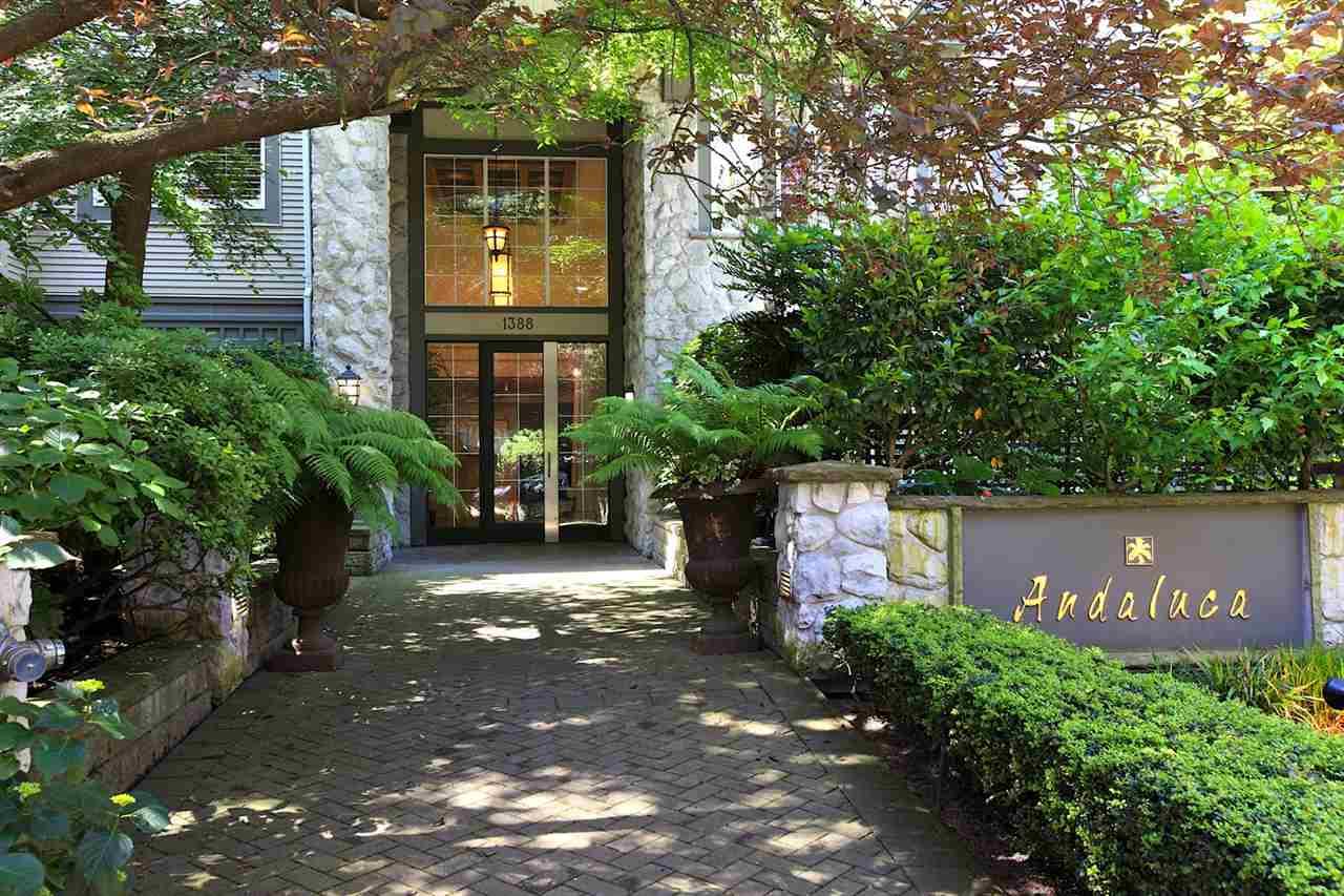 Vancouver West End Townhouse for sale: ANDALUCA 2 bedroom 1,007 sq.ft., David Valente Royal Lepage Sussex, Real Estate