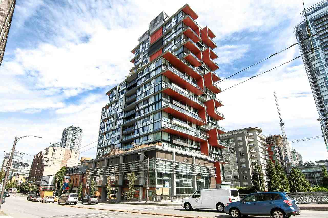 1325 ROLSTON STREET, Downtown VW Condo for sale: THE ROLSTON 1 bedroom 459 sq.ft., David Valente Royal LePage Sussex