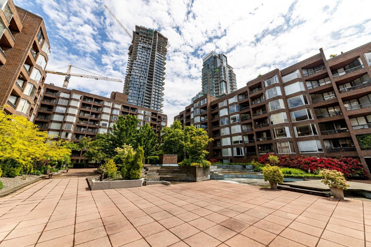 208 1333 Hornby Street, Vancouver, BC, V6Z 2C1, Canada Downtown Condo for sale: Anchor Point 3 1 bedroom 536 sq.ft., David Valente, Realtor