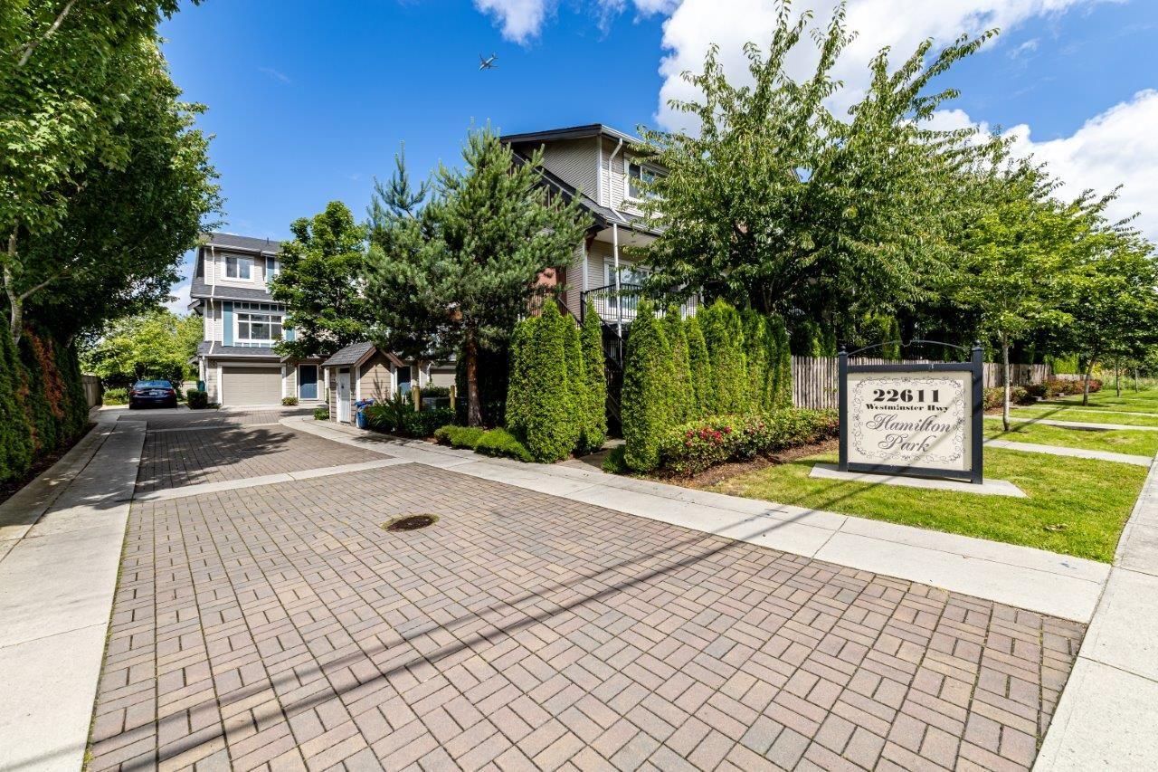 7 22611 Westminster Highway, Richmond, BC, V6V 1B6, Canada, Hamilton RI, Townhouse for sale: Park 2 bedroom, 2 bathroom, 1,300 sq.ft., David Valente Realtor