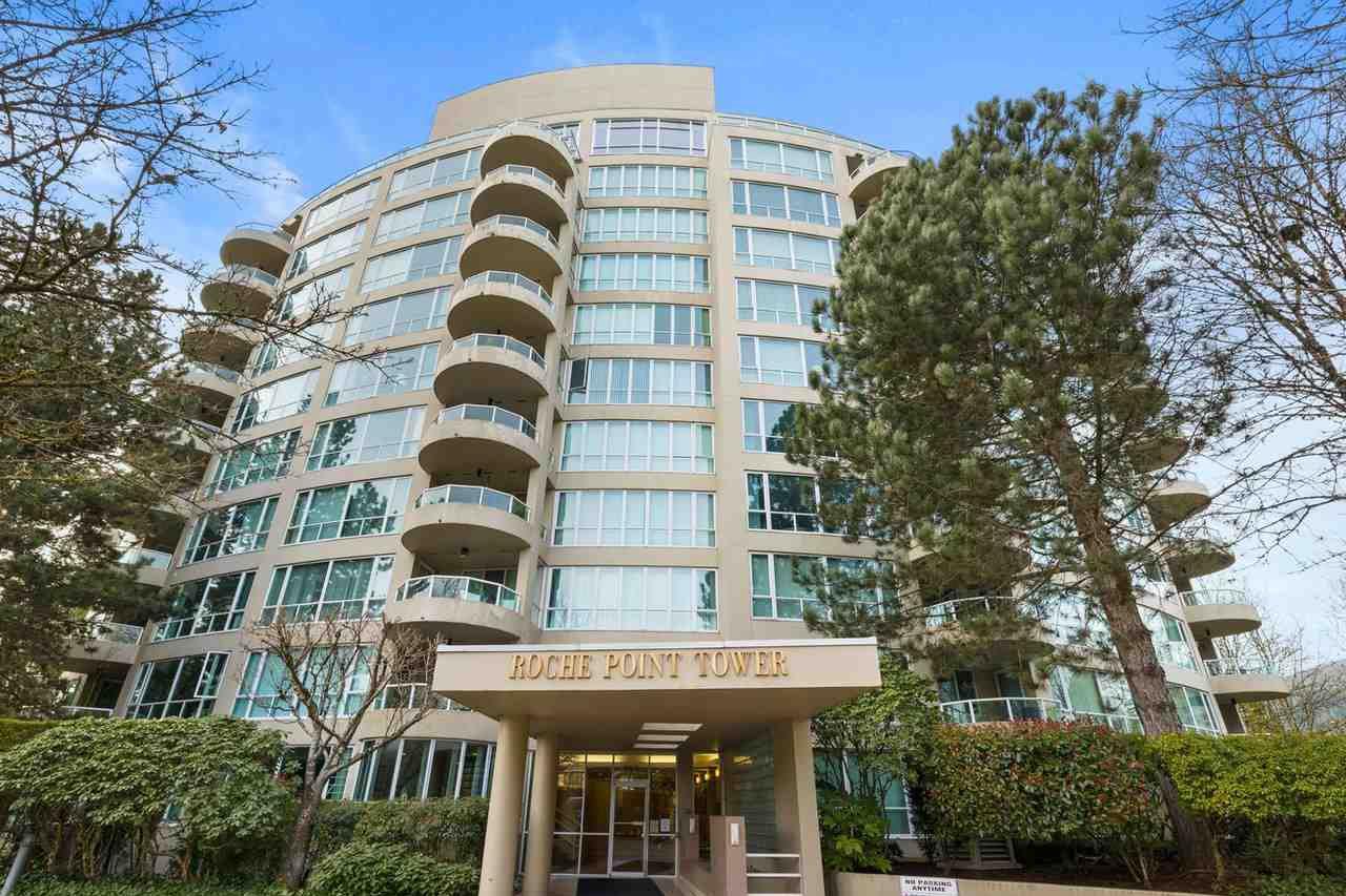 405-995 Roche Point Drive, North Vancouver, Roche Point Condo for sale: Roche Point Tower 2 bedroom 1,482 sq.ft., David Valente, Realtor