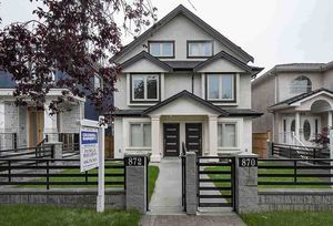South Vancouver 1/2 Duplex for sale:  3 bedroom 1,332 sq.ft. (Listed 2020-07-03)