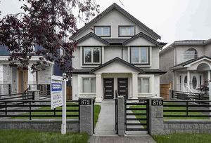South Vancouver 1/2 duplex for sale:  3 bedroom 1,332 sq.ft. (Listed 2020-09-11)