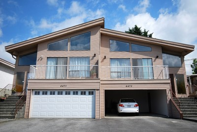 Metrotown 1/2 Duplex for sale:  4 bedroom 2,396 sq.ft. (Listed 2017-06-28)