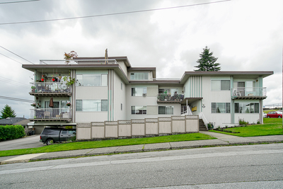 Vancouver Heights CONDO for sale: HARBOUR VIEW TERRACE LTD 2 bedroom 890 sq.ft. (Listed 2018-09-17)