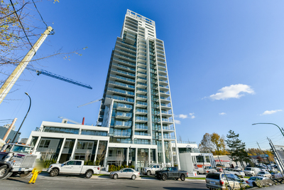 Brentwood Park CONDO for sale: MILANO 1 bedroom 454 sq.ft. (Listed 2018-11-08)