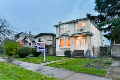 South Vancouver House for sale:  4 bedroom 2,333 sq.ft. (Listed 2018-11-14)