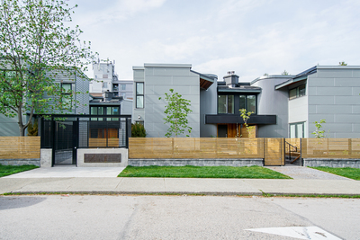 Strathcona Row/Townhouse for sale:  3 bedroom 1,512 sq.ft. (Listed 2019-05-17)