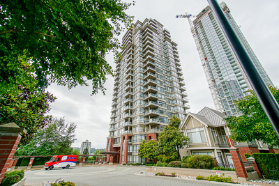 Brentwood Park CONDO for sale: Marquis Grande 2 bedroom 920 sq.ft. (Listed 2019-06-05)