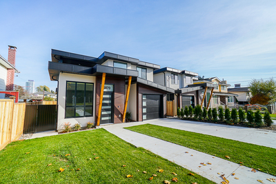 Metrotown 1/2 Duplex for sale:  4 bedroom 1,836 sq.ft. (Listed 2019-11-05)
