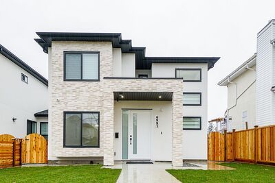Metrotown 1/2 Duplex for sale:  4 bedroom 2,049 sq.ft. (Listed 2020-12-09)