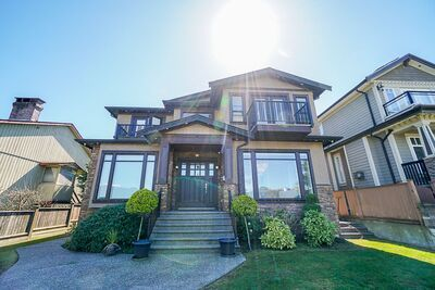 Vancouver Heights House for sale:  5 bedroom 3,747 sq.ft. (Listed 2021-06-16)