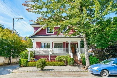 Grandview Woodland House/Single Family for sale:  3 bedroom 1,673 sq.ft. (Listed 2021-09-09)