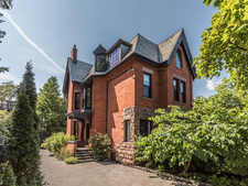 South Rosedale Detached for sale: Victorian 3 Storey 4 bedroom 3,507 sq.ft. (Listed 2019-09-03)