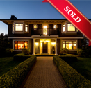 sold house exterior
