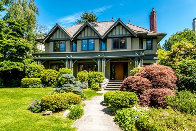 South Granville 2 Level with Basement for sale:  6 bedroom 6,716 sq.ft.