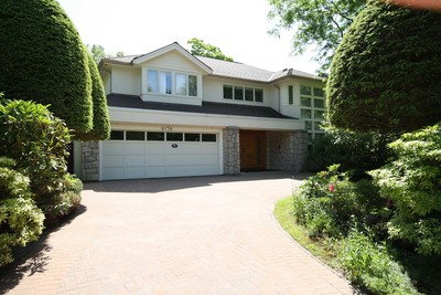 South Granville 2 Level with Basement for sale:  6 bedroom 7,306 sq.ft.