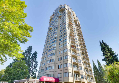 Metrotown Apartment for sale:  2 bedroom 1,010 sq.ft.