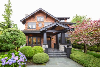Shaughnessy 2 Level with Basement for sale:  6 bedroom 6,102 sq.ft.