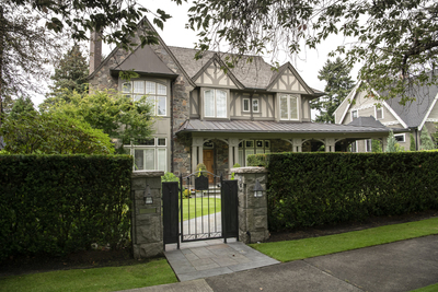 South Granville 2 Level with Basement for sale:  5 bedroom 6,357 sq.ft.
