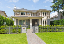 Shaughnessy House for sale:  6 bedroom 5,766 sq.ft. (Listed 2018-02-14)